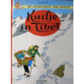 Casterman Kuifje in Tibet