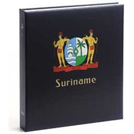 Davo Luxus Binder Suriname
