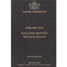 """Aristophil Frankreich """"Ballons Montes & Boules de Moulins"""""""