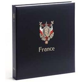 Davo Luxus Album Frankreich I 1849-1949