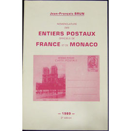 Brun Postwaardestukken France · aanbieding