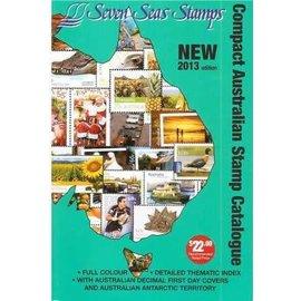 Seven Seas Compact Australian Stamp Catalogue 2013 edition