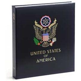 Davo Luxus Album USA I 1847-1944