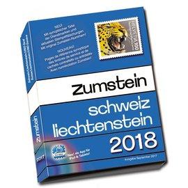 Zumstein Switzerland & Liechtenstein 2018