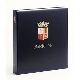 Davo Luxus Album Andorra Französische Post I 1931-2009