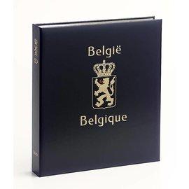Davo Luxus Album Belgien I 1849-1949