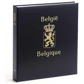 Davo Luxus Album Belgien Markenheftchen I 1969-2017