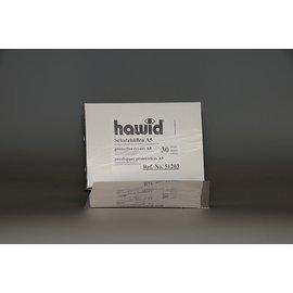 Hawid A5 beschermetui insteekkaarten - 30 stuks