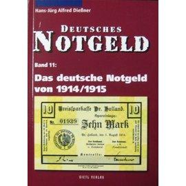 Gietl Deutsches Notgeld · Volume 11: Das deutsche Notgeld von 1914/1915