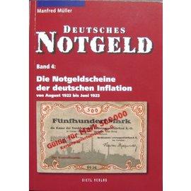 Gietl Deutsches Notgeld · Volume 4: Die Notgeldscheine der deutschen Inflation