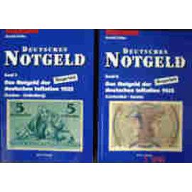 Gietl Deutsches Notgeld · Volume 7 & 8: Das Notgeld der deutschen Inflation 1923