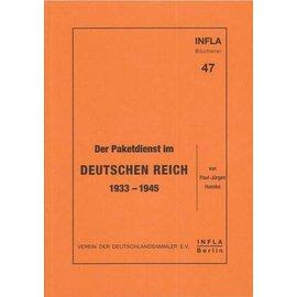 Infla Der Paketdienst im Deutschen Reich 1933-1945