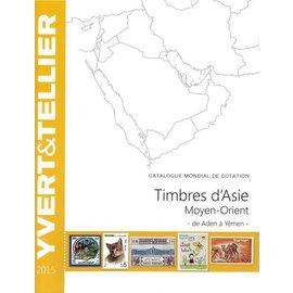 Yvert & Tellier Timbres d'Asie Moyen-Orient - d'Aden à Yemen