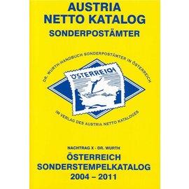 ANK Oostenrijk Gelegenheidsstempels 2004-2011