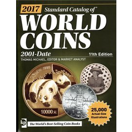 Krause 2017 Standard Catalog of Word Coins 2001-Date