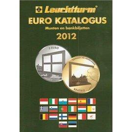 Leuchtturm Euro Katalogus Munten en bankbiljetten 2012