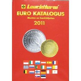 Leuchtturm Euro-Katalog Münzen und Banknoten 2011