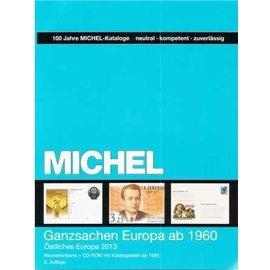 Michel Ganzsachen-Katalog Europa ab 1960 Östliches Europa 2011