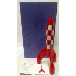 moulinsart Tintin Moon Rocket 30 cm