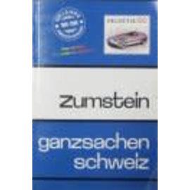 Zumstein Die Ganzsachen der Switzerland