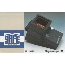 Safe watermerkzoeker Signoscope T 2