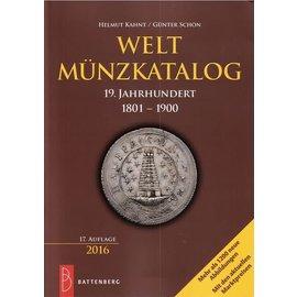 Battenberg Weltmünzkatalog 19. Jahrhundert 1801-1900