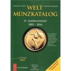 Battenberg Weltmünzkatalog 21. Jahrhundert 2001-2016
