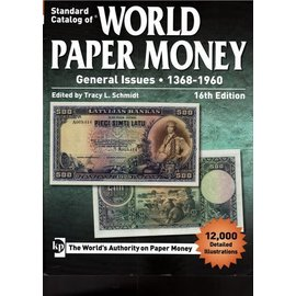 Krause World Paper Money - General Issues 1368-1960