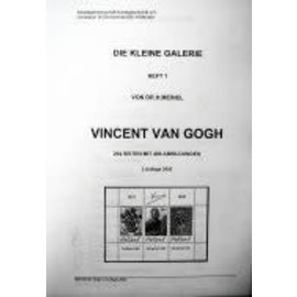 Meinel Vincent van Gogh op postzegels