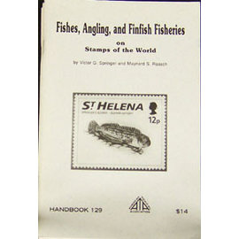 ATA Fishes, Angling, and Finfish Fisheries on Stamps of the World