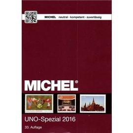 Michel UNO-Spezial-Katalog 2016 - UN Specialized Catalogue 2016
