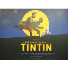 HarperCollins The Art of the Adventures of Tintin
