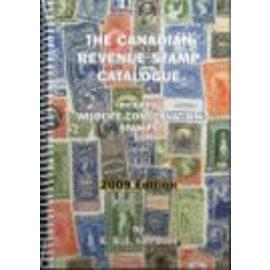 Unitrade The Canadian Revenue Stamp Catalogue