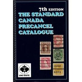 Unitrade The Standard Canada Precancel Catalogue 7th edition
