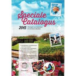 NVPH Speciale catalogus 2015 Postzegels van Nederland en overzeese rijksdelen