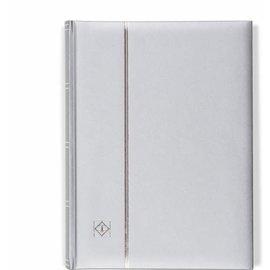 Leuchtturm Einsteckbuch Comfort S 64 Silber