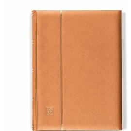 Leuchtturm stockbook Comfort W 64 bronze