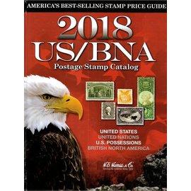 Harris 2018 US/BNA Postage Stamp Catalog
