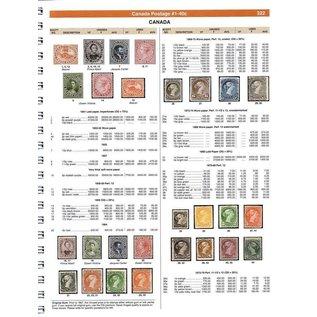 2017 us bna postage stamp catalog