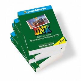 Leuchtturm DNK Deutschland Briefmarken-Katalog 2018