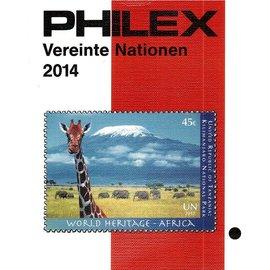 Philex Vereinte Nationen 2014