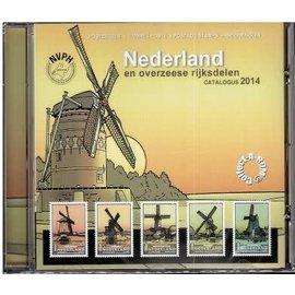 NVPH DVD Nederland & Gebieden 2014