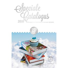 NVPH Speciale catalogus 2016 Postzegels van Niederlande en overzeese rijksdelen
