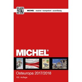 Michel Europa-Katalog Band 7 Osteuropa 2017/2018