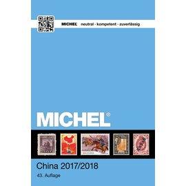 Michel 9.1 China 2017/2018