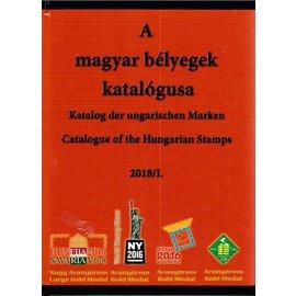 Philatelia Hungarica A magyar bélyegek katalógusa 2018/I.