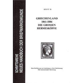 Neues Handbuch Griechenland 1861-1886 Die Grossen Hermesköpfe