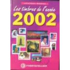 Yvert & Tellier Les timbres de l'année 2002