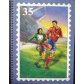 PZ stockbook Soccer 35