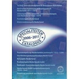 NVPH Specialiteitencatalogus Niederlande 2006